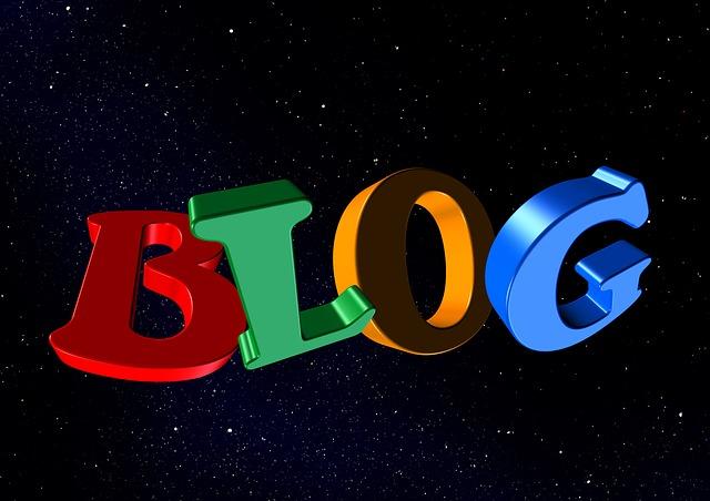 בלוג לקידום תכנים באתר